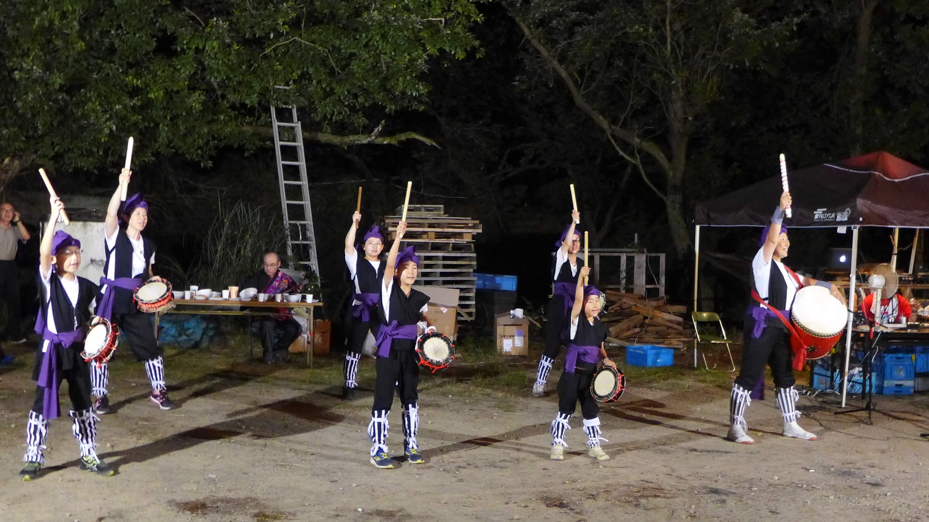8月3日(土)能勢祭り